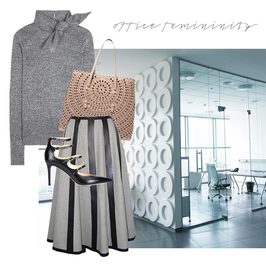 office-femininity